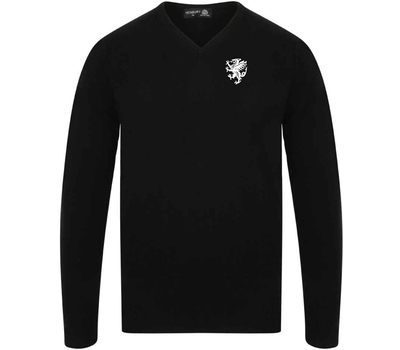 Somerset County Cricket C Somerset CCC Lambswool Sweater
