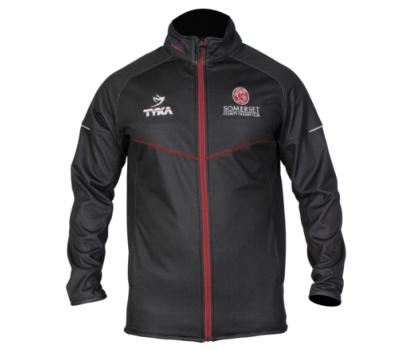 Somerset County Cricket C NEW Somerset CCC Tyka Softshell Jacket