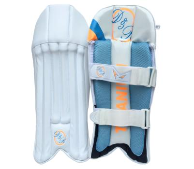 Duck & Run Duck and Run Titanium Wicket Keeping Pads