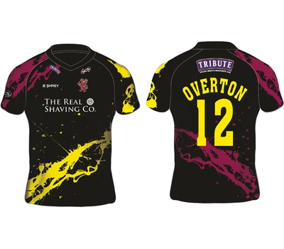 Somerset County Cricket C Somerset C.C 2017 Natwest Blast T20 Shirt