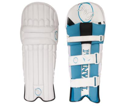 Duck & Run Duck and Run Titanium Pro Junior Batting Pads